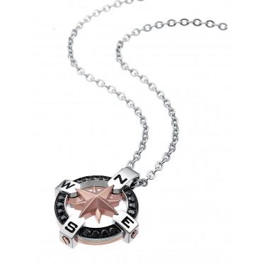 ZANCAN collana rosa dei venti art z02