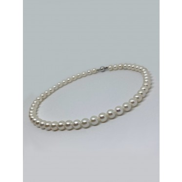 GIORGIO VISCONTI collana di perle art gv36