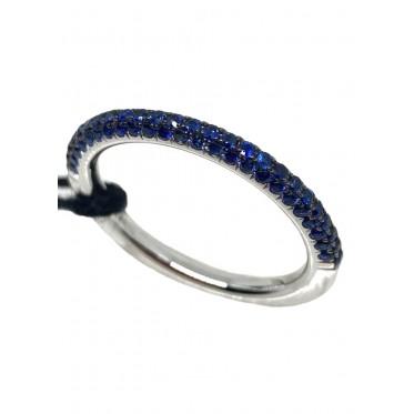 RECARLO anello con zaffiri art r148