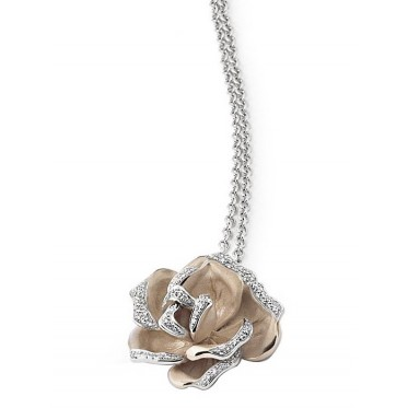CAMMILLI collana black rose art ac25