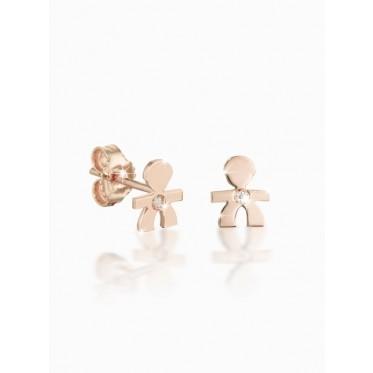 LE BEBE' mono orecchino bimbo art lb40