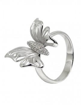 CAMMILLI anello farfalla art ac27